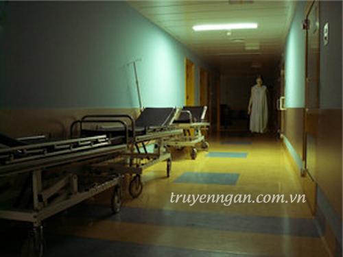 bệnh viện này bị ma ám thật rồi