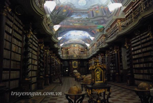 thư viện cổ