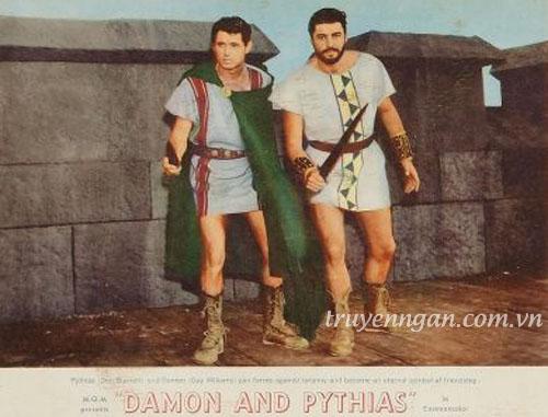 Damon và Pythias
