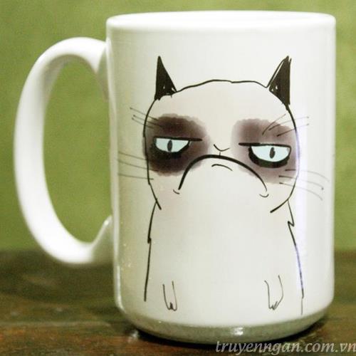 mặt mèo mếu