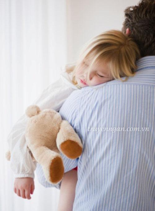 cha yêu con gái