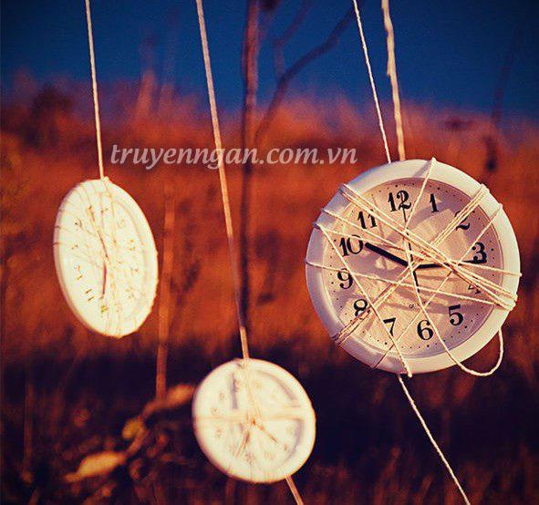 thời gian tàn phá vẻ đẹp