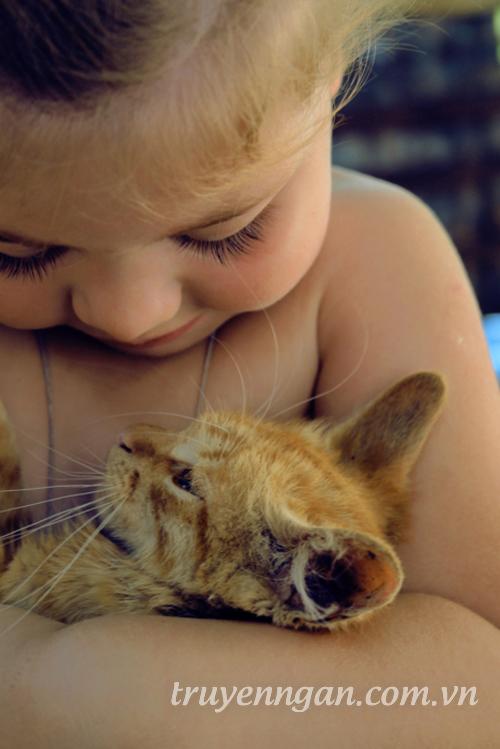 trẻ con đáng yêu