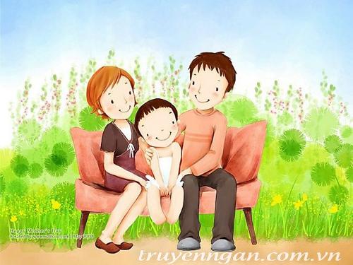 gia đình thân