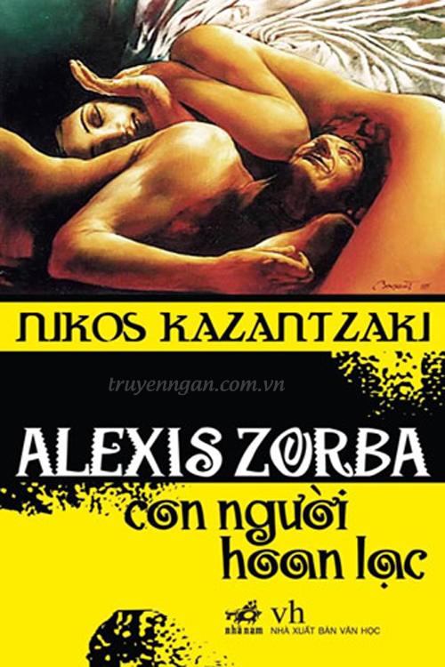 Alexis Zorba, con người hoan lạc