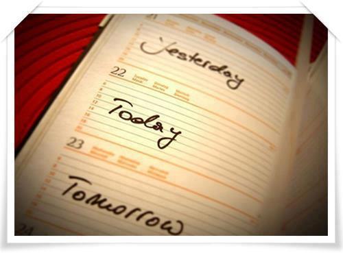 nói về hôm qua, hôm nay và ngày mai của các vĩ nhân