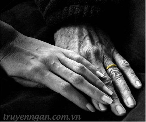 Đôi tay của mẹ