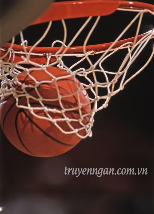 sân bóng rổ và những kỉ niệm